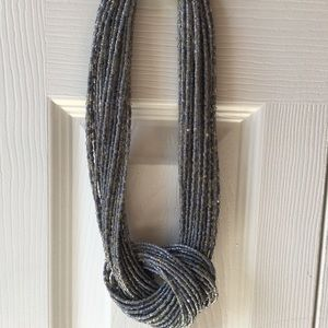 Jewelry - Silver Chunky Necklace